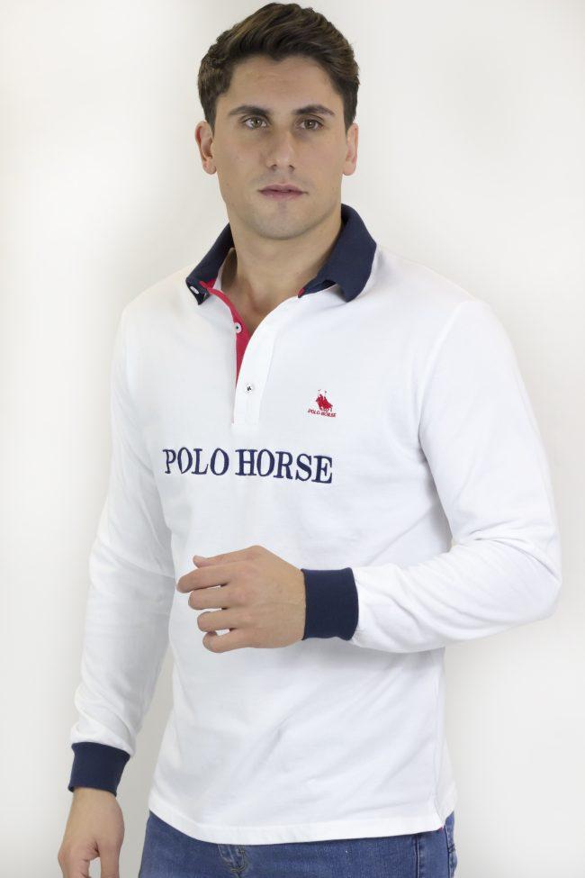 POLO COMBINADO HOMBRE